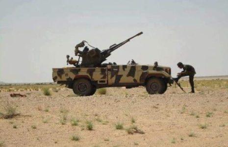Sáhara Occidental. Parte de guerra Nº73. Guerra del Sáhara.