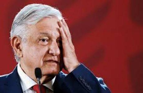 México. El Presidente Andrés Manuel López Obrador da positivo a Covid