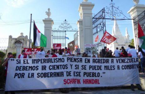 El Salvador. En recuerdo de Schafik Handal