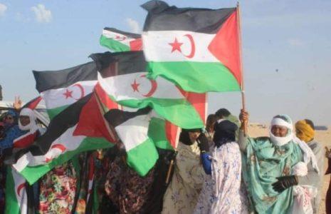 Sáhara Occidental. Marcha por la libertad del pueblo saharaui