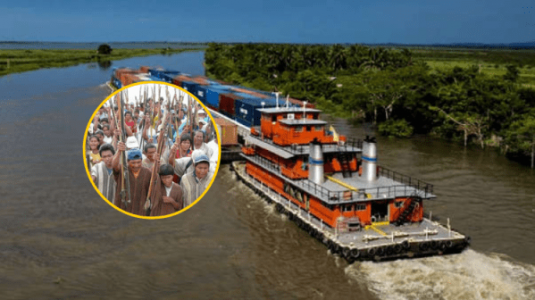 Perú. Organizaciones explicarán por qué piden cancelar la Hidrovía Amazónica