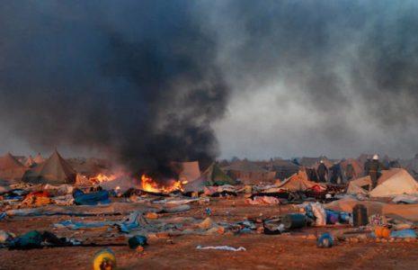 Sáhara Occidental. La excusa de Gdeim Izik pervive diez años después