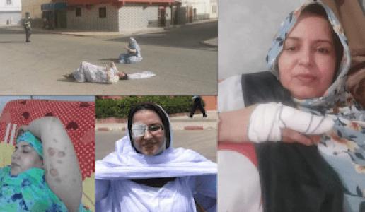 Sáhara Occidental. La represión marroquí se ceba con Sultana Jaya y su familia: 3 agresiones en 67 días de arresto domiciliario impuesto.