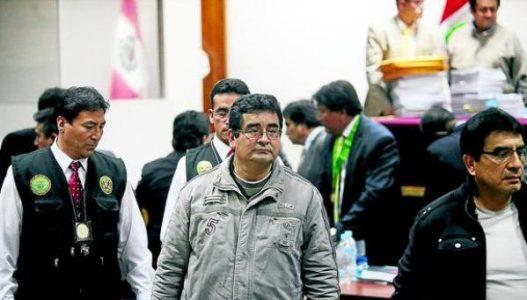 Perú. Poder Judicial dictó 35 años de prisión a César Álvarez por asesinato de Ezequiel Nolasco