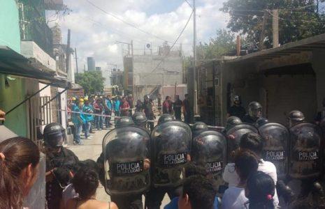 Argentina. Movilizan por la libertad de María Belén Guevara, detenida en medio de un violento desalojo en CABA