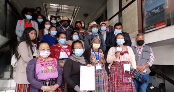 Guatemala. Denuncian a Jueza por falta de objetividad y discriminación