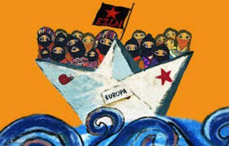 México. La re-vuelta del 'Katún': zapatistas navegan al encuentro con la 'Otra' Europa