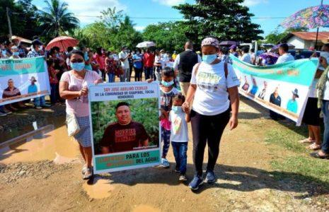 Honduras. Naciones Unidas muestra preocupación por retraso en el proceso judicial contra ambientalistas de guapinol