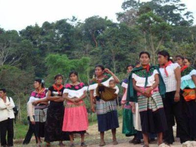 México. Chiapas: Pueblo maya tseltal emprende batalla legal contra la militarización de su territorio