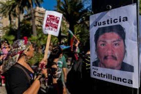 Nación Mapuche. Declaración pública ante la condena por asesinato del peñi Camilo Catrillanca