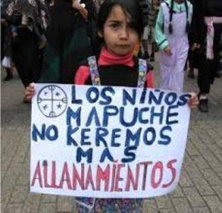 """Nación Mapuche. """"Valoramos que la Corte haya acogido el amparo interpuesto por el INDH, a favor de una niña de siete años que fue detenida ilegalmente"""""""