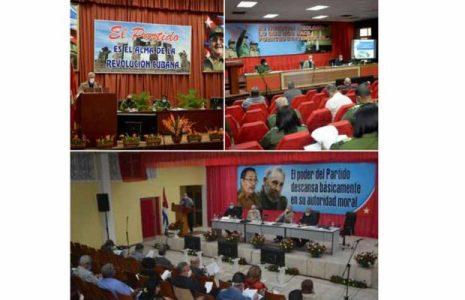 Cuba. Díaz-Canel afirmó que las situaciones complejas son oportunidades