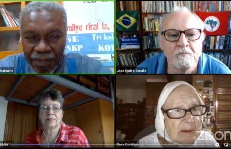 Haití. Conferencia de prensa para conocer la crisis haitiana, propuestas de solidaridad (video)