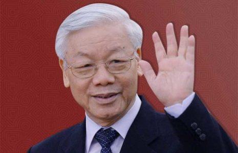 Vietnam. Reelecto Phu Trong secretario general de Partido Comunista