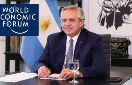 Internacional. Mientras Alberto Fernández apoya el «Gran Reseteo» que pregona el presidente del Foro de Davos, Putin critica esa estrategia