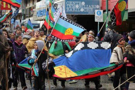 Nación Mapuche. Coordinadora del Parlamento del Pueblo Mapuche-Tehuelche de Río Negro : Los dias 30 y 31 de enero se realizó un Llellipun