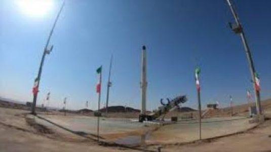 Irán. Prueba nuevo portador de satélites de producción nacional