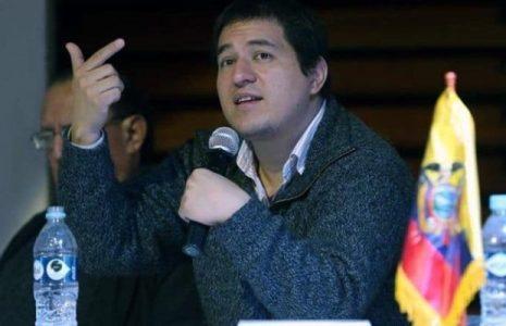 Ecuador. ELN desmiente publicaciones en contra de la campaña de Arauz