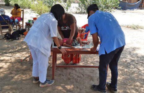 Pueblos Originarios. Formada en Cuba, una médica wichí vuelve a su pueblo en Argentina para atender casos de desnutrición infantil