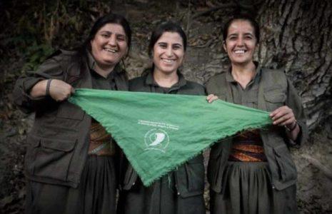 Feminismos. 100 razones para apoyar a las mujeres kurdas