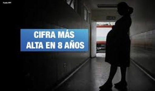 Perú. Mortalidad materna: 430 mujeres murieron por cierre de servicios prenatales en pandemia