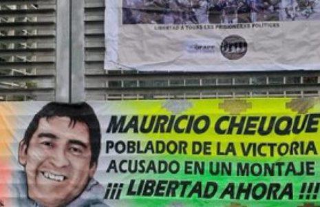Chile. «Siempre supimos que había sido un montaje»: habla pareja de Mauricio Cheuque sobre su absolución tras más de un año en prisión preventiva