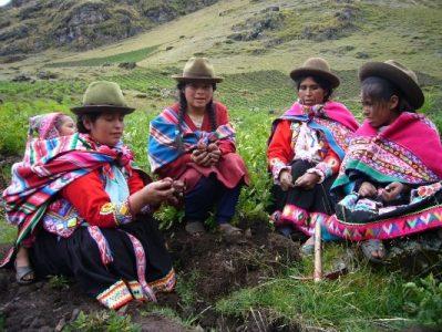 Perú. Anuncian creación de la Dirección de la Mujer Rural