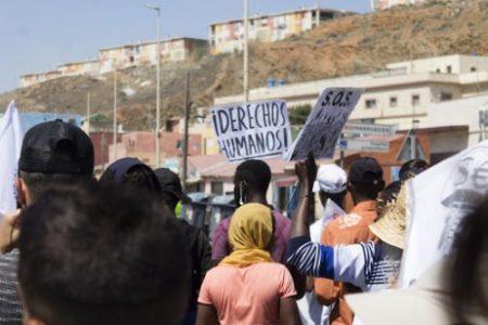 Estado Español. Tarajal, siete años de injusticia