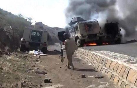 Yemen. Mata a 74 soldados y derriba 6 drones saudíes en enero