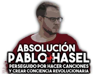 Cultura. Pablo Hasel en una entrevista a fondo: «No existen las revoluciones cómodas, por eso no hay que tirar la toalla» (video)