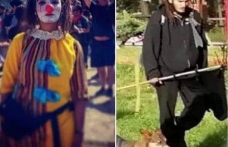 Chile. Así despidió el pueblo de Panguipulli al joven asesinado por Carabineros
