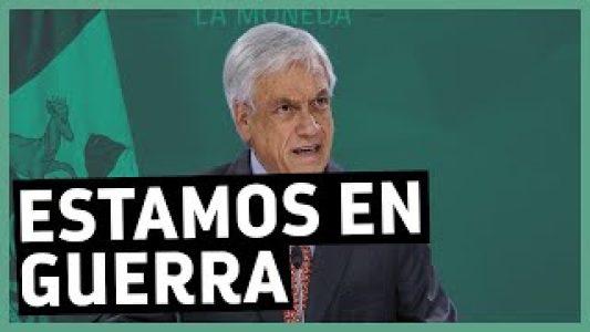 Chile. Piñera quiere más guerra: El Pentágono aprueba venta de 85 millones de dólares en misiles