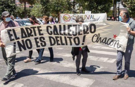 Chile. Un lunes de indignación en las calles de Valparaíso (fotoreportaje)