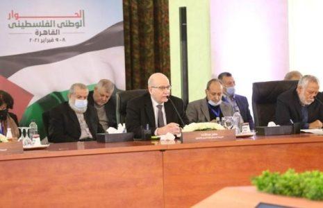 Palestina. Catorce facciones palestinas participan en el diálogo de El Cairo