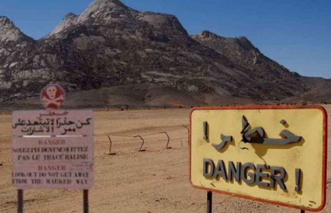 Argelia. Demanda a Francia la descontaminación e indemnizaciones por las pruebas nucleares de la Francia colonial