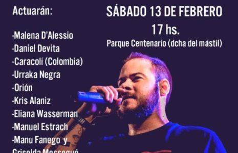 Argentina. Convocan en Buenos Aires una actividad cultural solidaria con el rapero catalán Pablo Hasel