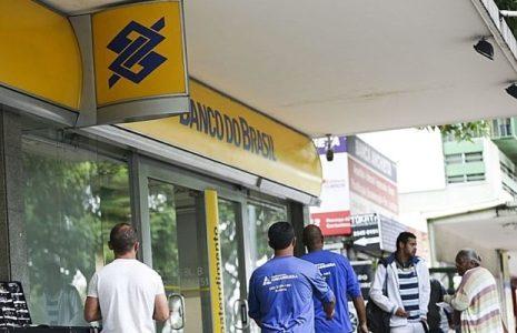 Brasil. Los trabajadores del Banco do Brasil paran las actividades por 24 horas