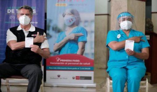 Perú. ¿La vacuna de la esperanza?