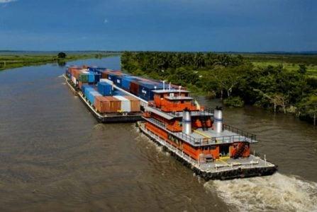 Perú. La Hidrovía Amazónica: un proyecto sin estudio de impacto ambiental