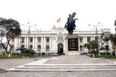 Perú. Deterioro del sistema de partidos políticos
