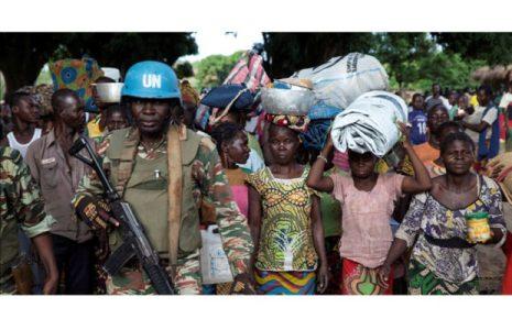República Centroafricana. Confirma ONU alto índice de desplazados