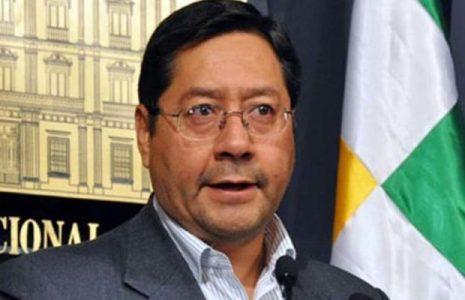 Bolivia. Presidente destaca avance de vacunación contra Covid-19