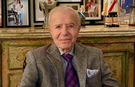 Argentina. Murió Menem, el hombre que no valía nada