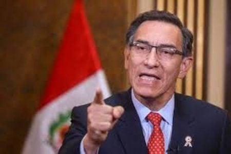 Perú. Junta de Portavoces acuerda debatir creación de comisión investigadora sobre vacunación de Vizcarra