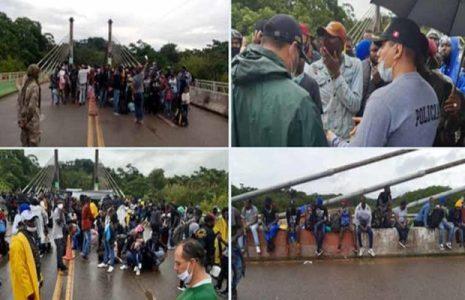 Brasil. Expulsan de Perú a migrantes que ingresaron desde Brasil