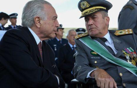 Brasil. El ejército presionó para que la Corte Suprema dictase la prisión de Lula en 2018