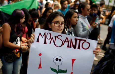 Estados Unidos. Presiona, junto a Bayer, a México para que modifique su política contra el glifosato