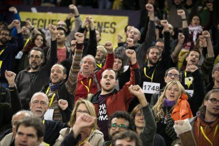 Endavant sobre el 14F en Catalunya: