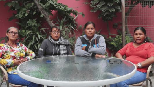 Perú. Mujeres kukama logran que se ordene al Gobierno redistribuir canon