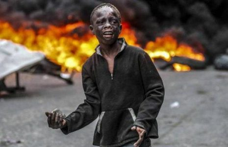 Haití. La realidad en video de un país insurreccionado